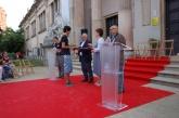 Els autors finalistes exposen els seus projectes