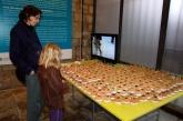 Mostra del terball realitzat a la residència de Nutcreatives a l'Institut Joan Boscà .