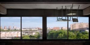 Residència de Los Corderos a l'Institut Milà i Fontanals el curs 2017-2018