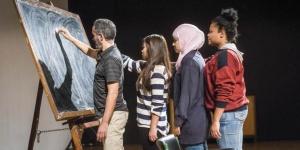 Foto de família en la presentació del programa d'aquesta desena edició.