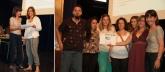 L'Escola Pere IV, segon premi en la modalitat individual, i l'Escola Baró de Viver, segon premi en la modalitat de centre.