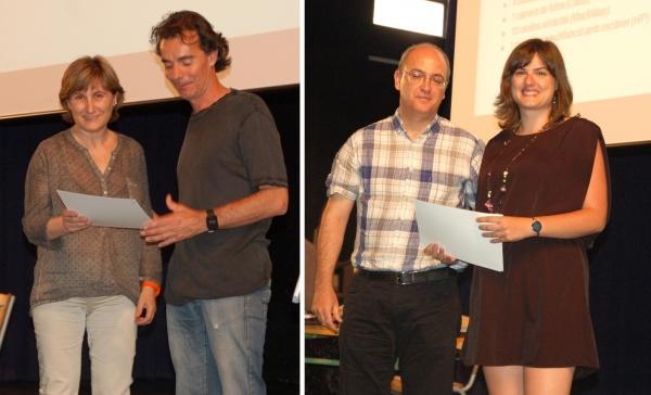 L'Escola Sadako i l'Escola L'Arenal de Llevant van compartir el tercer premi de la modalitat individual.