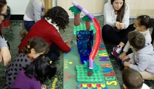 Circuits de jocs per a infants
