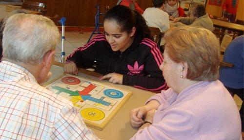 Joves i grans aprenem junts