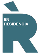 Logotip del projecte Creadors en Residència