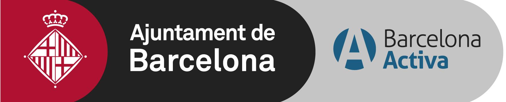 Logo Barcelona activa - Ajuntament de Barcelona