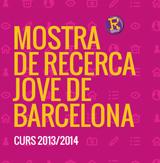 Portada Mostra Recerca 2013-2014
