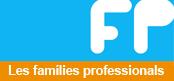 Baner que dona accés a la pàgina de les famílies professionals de la formació professional
